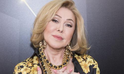 67-летняя Успенская призналась в любви известному артисту
