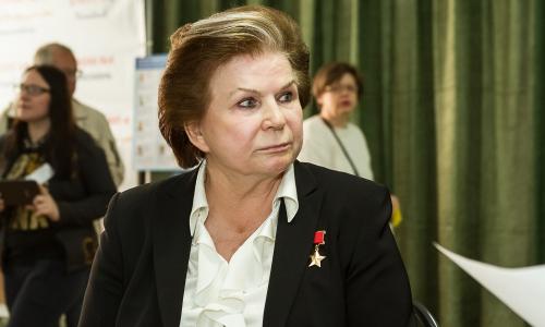 Любовь и драма 84-летней Валентины Терешковой
