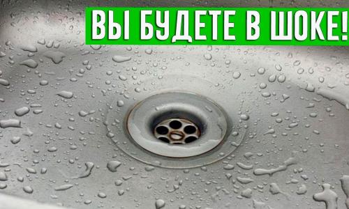 Зачем лить в унитаз и раковину подсолнечное масло?