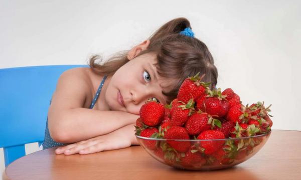 Топ-5 продуктов-аллергенов